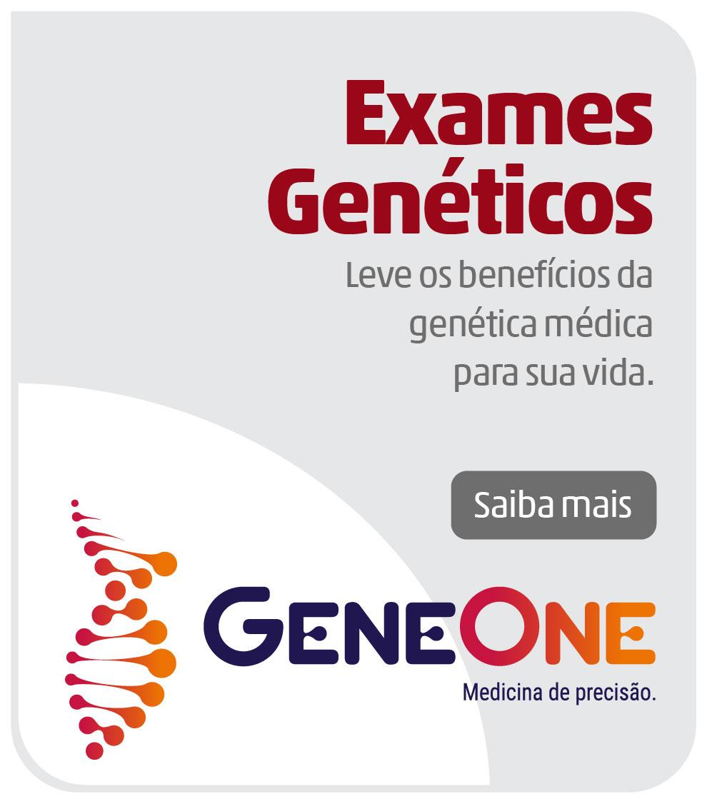 Exames Genéticos Alvaro