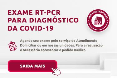 EXAME DE PCR DA COVID-19