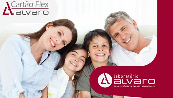 Cartão Flex Alvaro