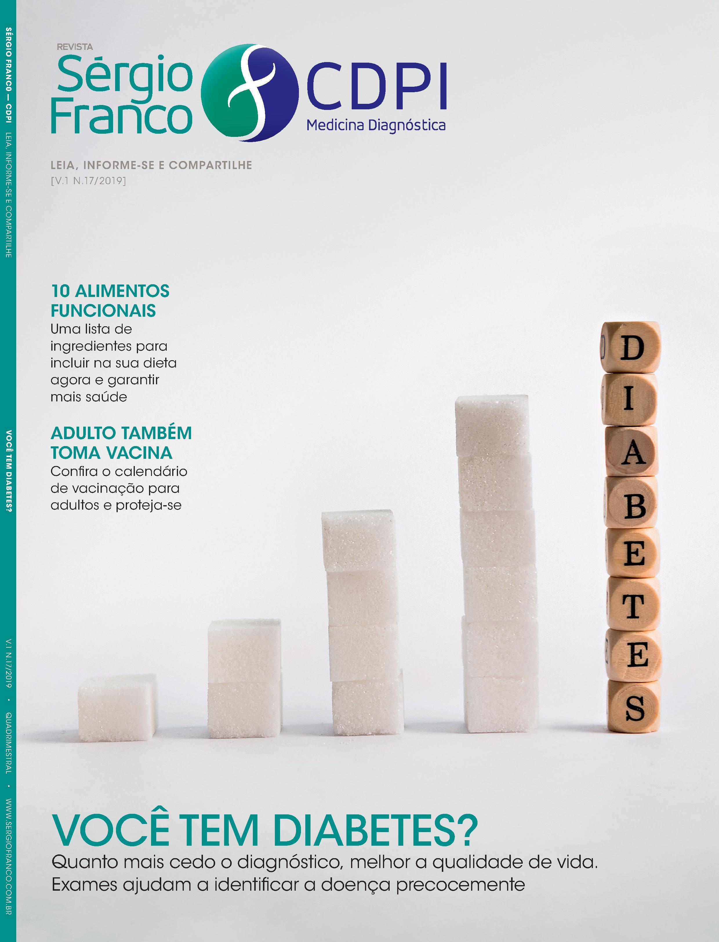 Revista do Paciente Sérgio Franco & CDPI - 17ª Edição