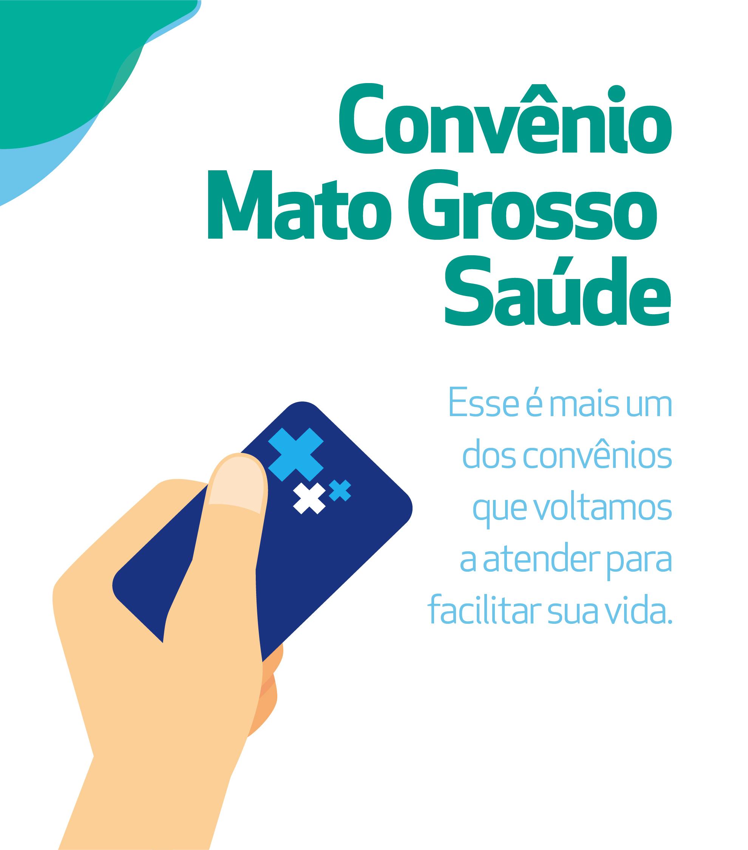 Convênio Mato Grosso Saúde