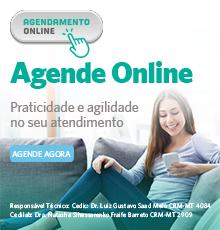 Agendamento Online Cedic Cedilab