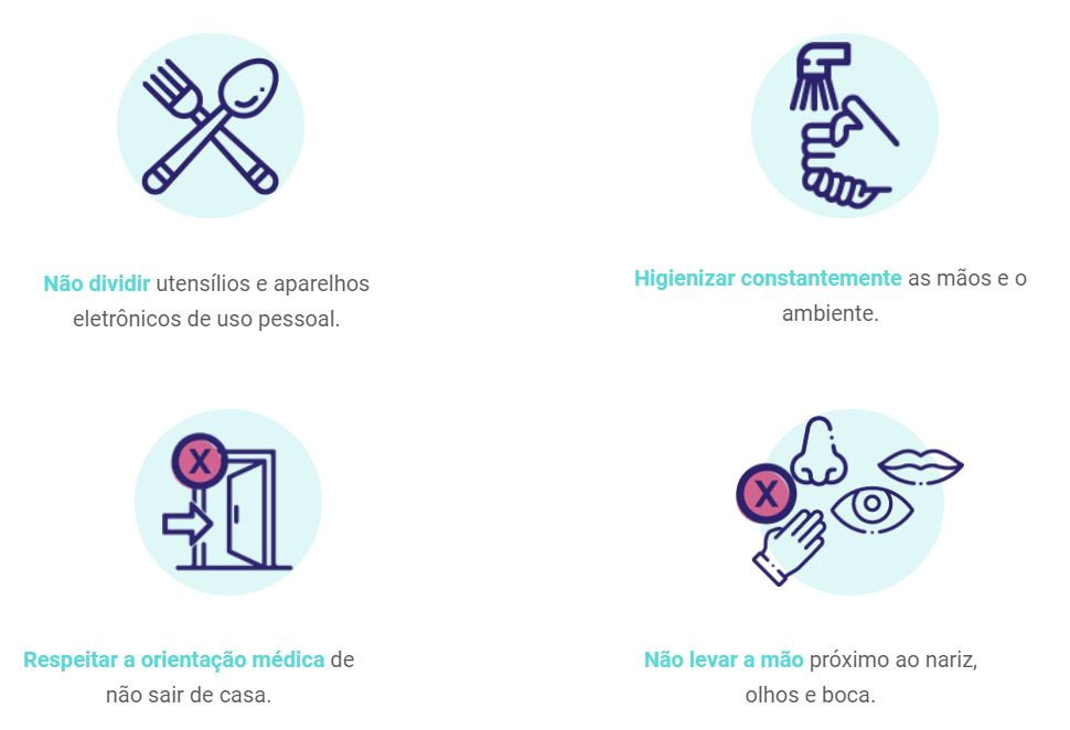 prevençao coronavírus