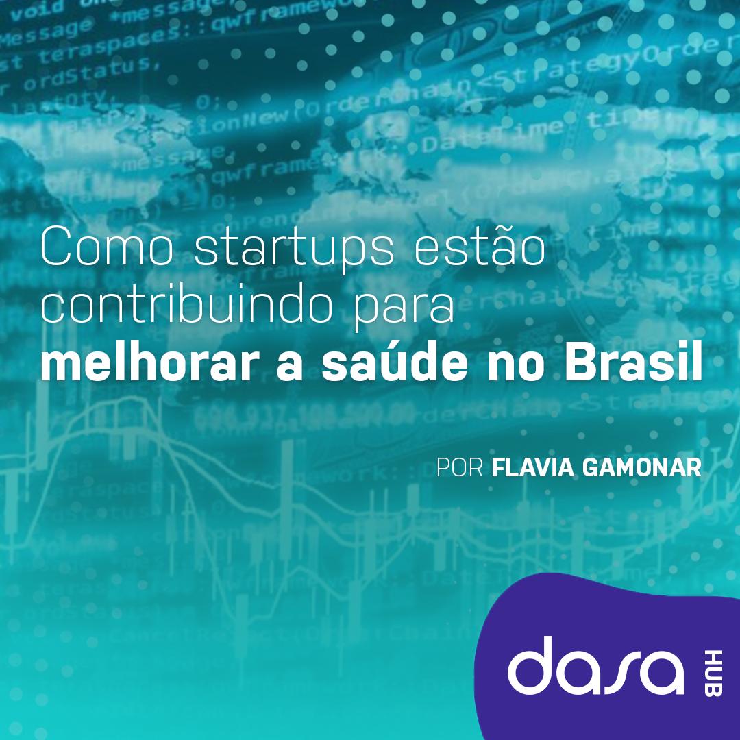 Como startups estão contribuindo para melhorar a saúde no Brasil