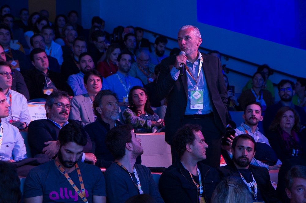 Ricardo Orlando, diretor de tecnologia do Grupo Dasa, comentando a parceria entre Dasa e Cubo
