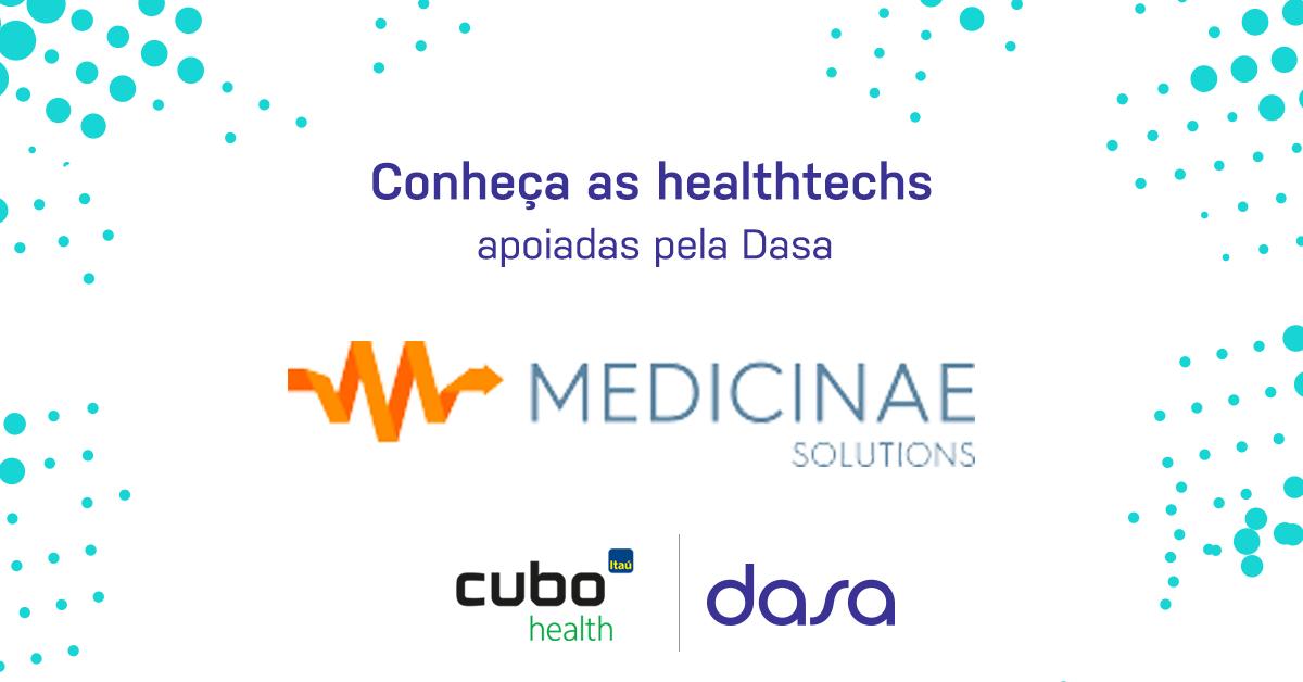 Perfil MEDICINAE - Startups Cubo Health