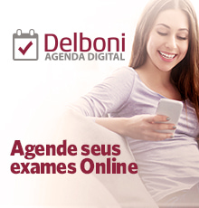 Agenda digital Delboni, agende seus exames online e seja atendido mais rápido