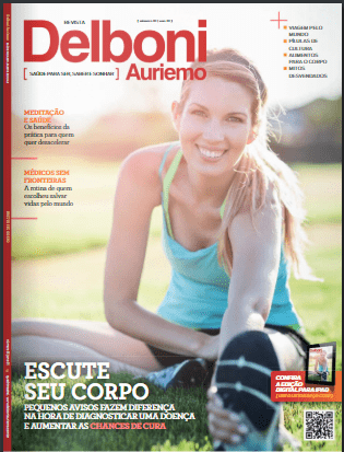 Revista do Paciente - 1ª edição - Escute seu corpo