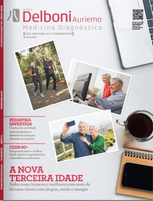 Revista do Paciente 14ª edição - A nova terceira idade