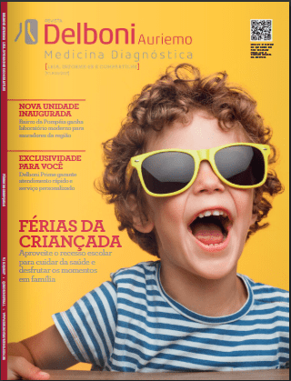 Revista do paciente 15ª edição - Férias da criançada