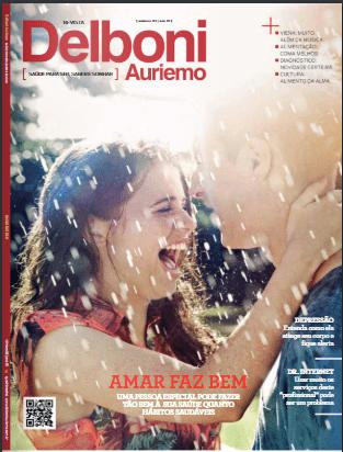 Revista do paciente 3ª edição - Amar faz bem