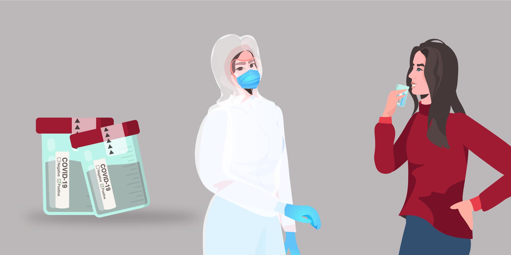 Teste RT-PCR Salivar: Conheça o teste para COVID-19 feito pela saliva