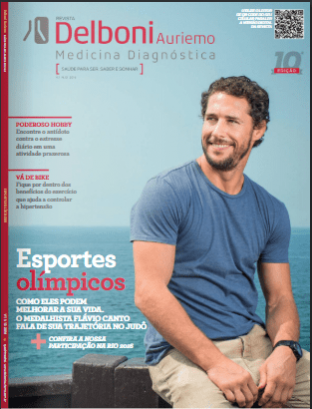 Revista do paciente 11ª edição - Esportes Olímpicos