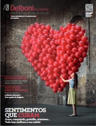 Revista do paciente 12ª edição - Sentimentos que curam