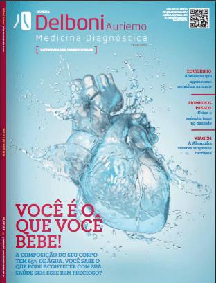 Revista do paciente 7ª edição - Você é o que você bebe