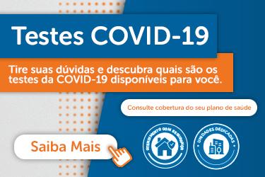 Saiba qual é o teste da Covid-19 mais indicado