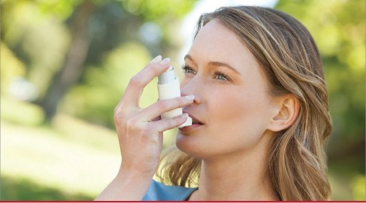 laboratorio exame asma