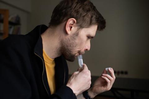 RT-PCR Salivar: teste para COVID-19 feito pela saliva
