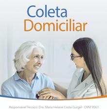 Coleta Domiciliar LabPasteur