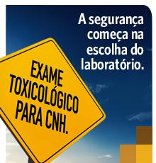 Exame Toxicológico Lâmina