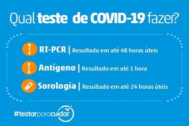 Testes Covid
