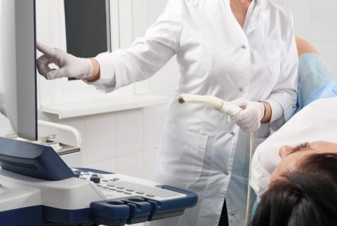 ultrassonografia transvaginal