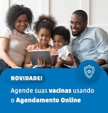 Agendamento Online de Vacinas