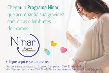 O Programa Ninar do Sergio Franco possui dicas e lembretes de exames para as futuras mães