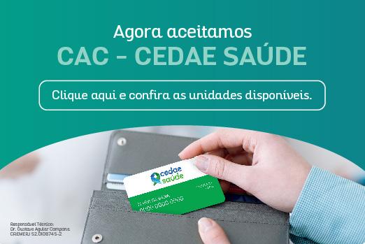 CREDENCIAMENTO CAC-CEDAE SAÚDE