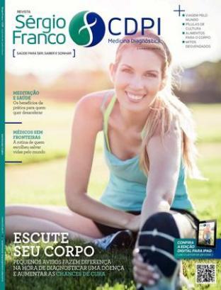 Revista Sérgio Franco & CDPI - 1ª edição