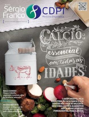 Revista Sérgio Franco & CDPI - 8ª edição
