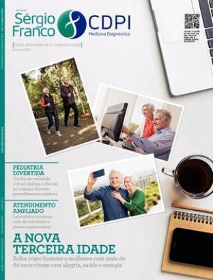 Revista Sérgio Franco & CDPI - 14ª edição