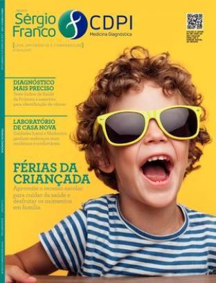Revista Sérgio Franco & CDPI - 15ª edição